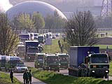 Germany resumes nuclear waste fuel shipments to UK