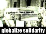 Onlineprotest N23 against repression in Italy