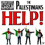 The Palestinians: Help! (by Latuff)
