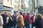 Oxford Stop the War Rally 29 March 03