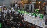 VIDEO - RIOT COPS ATTACK ANTI WAR DEMO IRELAND