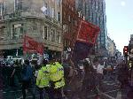 Photos of US Embassy March, London, Sat 5th April