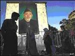 Mr Karzai still struggles to exert his authority over the country
