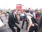 dancing in the streets with the zombie crew
