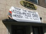 Stop the Arrests! Resist the G8 Summit!