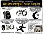 Not Becoming A Terror Suspect