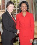 Helen Clark visits the US