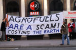 Agrofuels are a scam