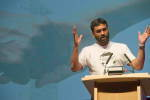 Kumi Naidoo of the Global Call to Action Against Poverty