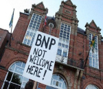 BNP not welcome here!