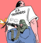 Iraq war cost to U.S. taxpayers