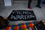 Picnic Warfare and the Ministry of Justice.