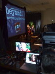 Beyond Tv stage
