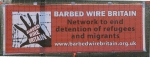 barbed wired britain