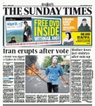Sunday Times, 14 June 2009