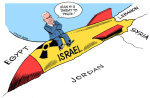 Iran is a threat to peace, Israel is not.