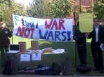 Fight War - Not Wars!