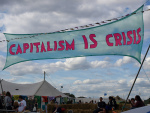 Capitalism is crisis; revolution is the solution