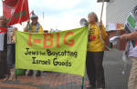 Jews for boycotting israeli goods