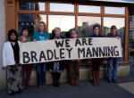 Whistleblowers and supporters in Wales stand with Brad
