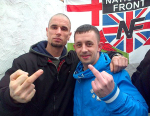Luke Pippen & Shane Calvert (from North West Infidels)