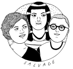 Salvage Logo - Emma Thacker