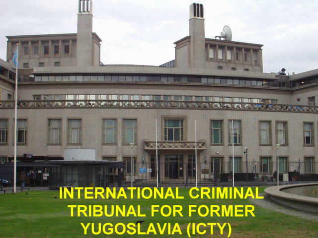 international criminal tribunal for the former