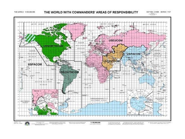 Strategic Command StratCom in Context Hidden Architecture of US
