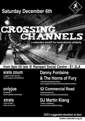 crossing channels
