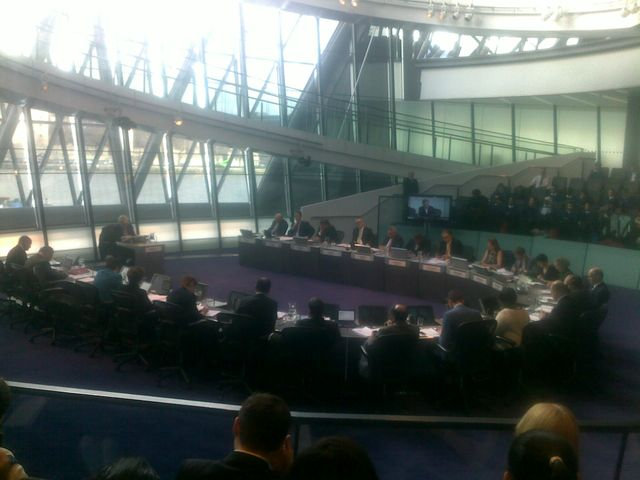 London Assembly Mayors Question Time.