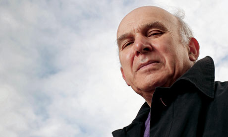 Vince Cable - sneering liar